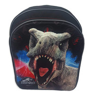 """Backpack Jurassic World T-Rex 3D 16"""" 195825"""