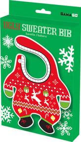 Baby Bib Gamago Ugly Xmas Sweater SF1862