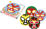 Coasters Gamago Lucha Libre Set of 4 SF1893