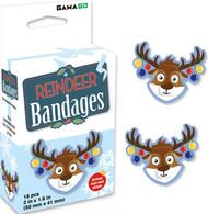 Bandages Gamago Reindeer 18Pcs SF1844