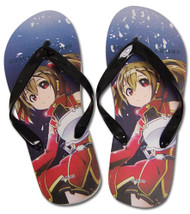 Foot Wear Sword Art Online Silica Flip Flop Slippers 28cm ge74506