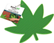 Pot Holder Gamago Marijuana Leaf EA0103
