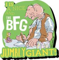 Magnet Dahl The BFG Funky Chunky 95725