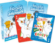 Playing Card Frosty The Snowman 2 Poker Games 52604