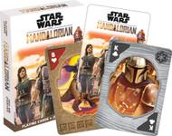 Playing Cards Star Wars Mandalorian Poker Games 52688