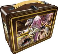 Lunch Box The Dark Crystal Metal Tin Case 48241