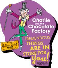 Magnet Dahl Charlie Funky Chunky 95726