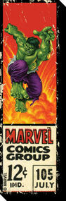 Magnet Hulk 12 Cent Funky Chunky 95716