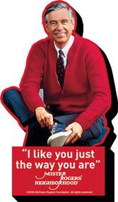 Magnet Mr Rogers I Like You Funky Chunky 95721
