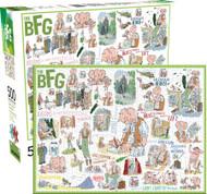 Puzzle Dahl The BFG 500pc 62153