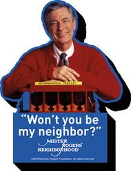 Magnet Mr Rogers Neighbor Funky Chunky 95722