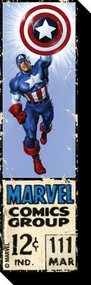 Magnet Captain America 12 Cent Funky Chunky 95715