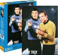 Puzzle Star Trek Kirk & Spock 500pc 62163