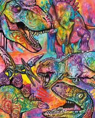 Puzzle Dean Russo Dinosaurs 500pc 62517