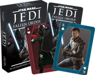 Playing Cards Star Wars Jedi Fallen Order Poker Games 52669