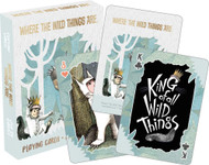 Playing Cards Where The Wild Things Are Poker Games 52702