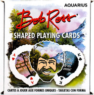 Playing Cards Bob Ross Shaped Poker Games 51001