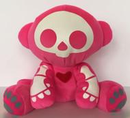 Plush Skelanimals Pink Monkey 003425