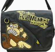 Messenger Bag Family Guy Evil Monkey Black 166049