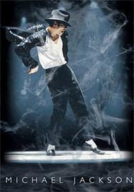 Poster Michael Jackson 3D Lenticular Dancing ppl70075