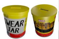 Coin Bank Marvel Luke Cage Swear Jar cb-mk-swear