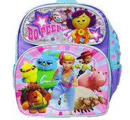 """Small Backpack Toy Story 4 Bo Peep Purple 12"""" 010085"""