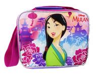 Lunch Bag Disney Princess Mulan Pretty & Brave 010030