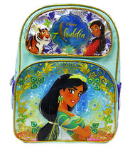 "Backpack Disney Princess Jasmine Magic Lamp 16"" 009911"