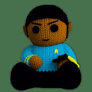 Action Figure Star Trek Spock Handmade By Robots STOL935