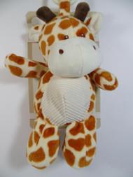 """Plush KellyBaby Cuddle Giraffe 10"""" w/Rattle Clip-on Pram MT830GR"""