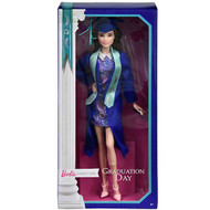Doll Barbie Graduation Day w/Brunette FXC759993