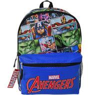 Backpack Marvel Avengers Comics Blue SMPV