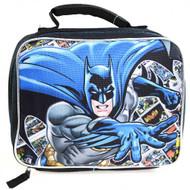 Lunch Bag DC Comics Batman Comics Black BMTLB