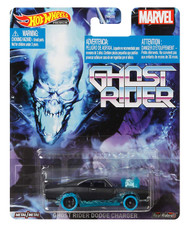 Toys Hot Wheels Ghost Rider Dodge Charger 816358