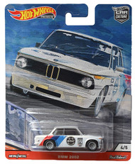 Toys Hot Wheels BMW 2002 4/5 White 815856