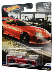 Toys Hot Wheels Toyota Supra 1/5 Red 707571