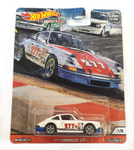 Toys Hot Wheels '71 Porsche 911 1/5 White 815955