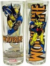 Shot Glass Marvel Wolverine Set of 2 370261