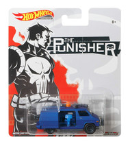 Toys Hot Wheels Punisher Van 708035
