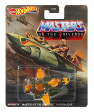 Toys Hot Wheels Masters of The Universe Wind Raider 816341