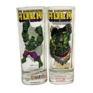 Shot Glass Marvel Hulk Set of 2 370216