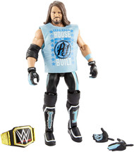 Action Figure WWE AJ Styles Elite Collection  FTD07999R
