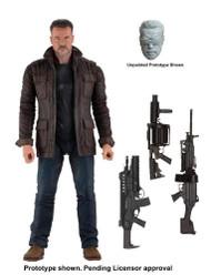 "Action Figure Terminator Dark Fate T-800 7"" 51925"