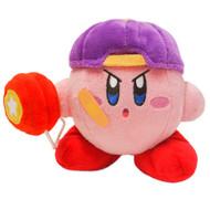 """Plush Nintendo Kirby Yo Yo 5"""" 1458"""