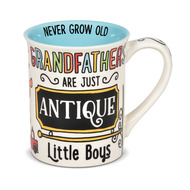 Mug Our Name is Mud Grandfathers Antique Cup 16oz 6006405