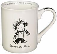 Mug Children of the Inner Light Greatest Dad Coffee Cup 16oz 4017473
