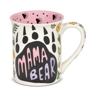 Mug Our Name is Mud Mama Bear Coffee Cup 16oz 6006394