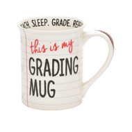 Mug Our Name is Mud Teacher My Grading Coffee Cup 16oz 6006383