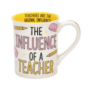 Mug Our Name is Mud Teachers Influencer Coffee Cup 16oz 6006381