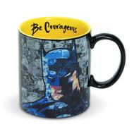 Mug Batman Be Courageous Coffee Cup 16oz 6006507